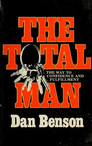Cover of: The total man | Dan Benson