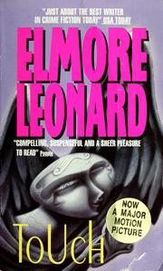 Cover of: Touch | Elmore Leonard