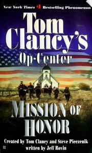 Cover of: Tom Clancy's Op-Center. Book 9 | Tom Clancy