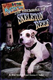 Cover of: The treasure of Skeleton Reef | Brad Strickland