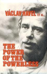 Cover of: The Power of the Powerless