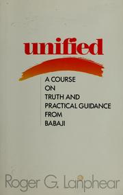 Cover of: Unified | Babaji (Spirit)