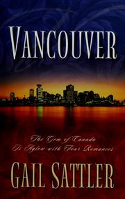 Cover of: Vancouver | Gail Sattler