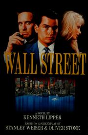 Cover of: Wall Street | Kenneth Lipper