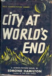 Cover of: City at World's End