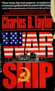 Cover of: War Ship | Charles D. Taylor