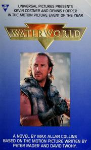 Cover of: Waterworld by Max Allan Collins