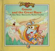 Cover of: Gonzo and the great race | Ellen Weiss