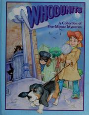 Cover of: Whodunits by Pam Peltier