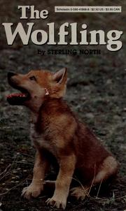 Cover of: The Wolfling | Sterling North