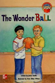 Cover of: The wonder ball | Jenna Dzefko
