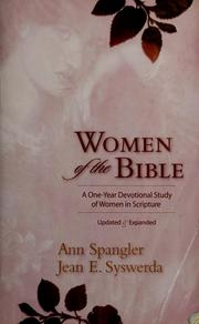 Cover of: Women of the Bible Sc Fcs |