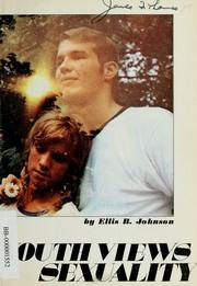 Cover of: Youth views sexuality | Ellis B. Johnson