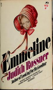 Cover of: Emmeline by Judith rossner