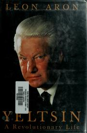 Cover of: Yeltsin