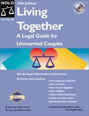 Cover of: Living together | Toni Lynne Ihara