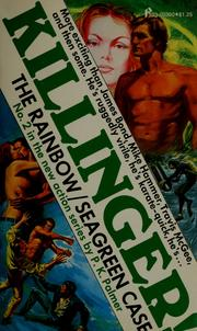 Cover of: The rainbow/seagreen case | P. K. Palmer