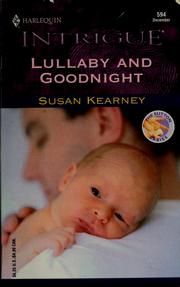 Lullaby And Goodnight (The Sutton Babies)