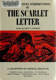 Essays on the scarlet letter