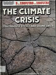 Cover of: The climate crisis | John Becklake