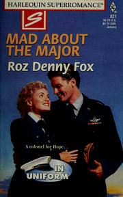 Cover of: Mad About the Major | Roz Denny
