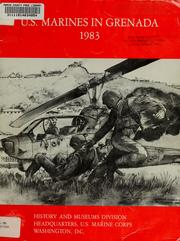 Cover of: U.S. Marines in Grenada, 1983 by Ronald H. Spector