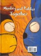 Cover of: Monkey and Rabbit Together | Mike Lockett