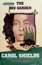 Cover of: The box garden