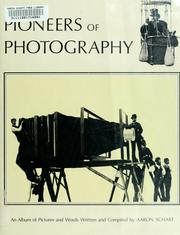 Cover of: Pioneers of photography | Aaron Scharf