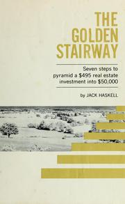 Cover of: The golden stairway | Jack Haskell