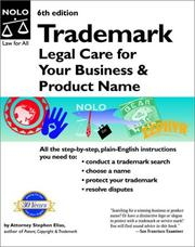 Trademark by Stephen Elias