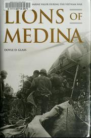 Cover of: Lions of Medina | Doyle D. Glass