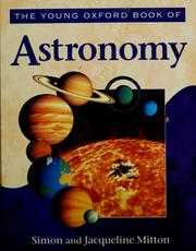 The young Oxford book of astronomy