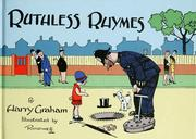 Cover of: Ruthless rhymes for heartless homes | Graham, Harry