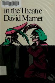 Cover of: A life in the theatre | David Mamet