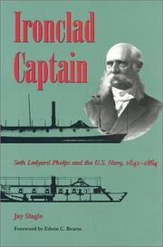 Cover of: Ironclad captain | Jay Slagle