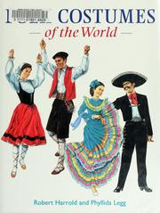 Cover of: Folk costumes of the world by Robert Harrold