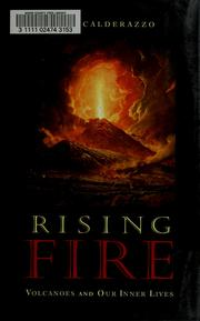 Cover of: Rising fire | John Calderazzo