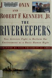 Cover of: The riverkeepers | Cronin, John