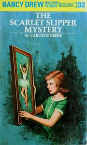 Cover of: The scarlet slipper mystery | Carolyn Keene