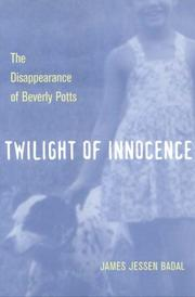 Cover of: Twilight Of Innocence
