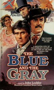 Cover of: The blue and the gray | John Leekley