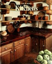 Cover of: Kitchens