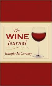 Cover of: The Wine Journal | Jennifer McCartney