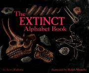 Cover of: The extinct alphabet book | Jerry Pallotta