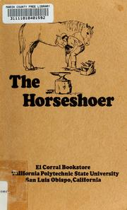 Cover of: The Horseshoer |