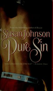 Cover of: Pure sin | Susan Johnson
