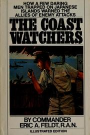 Cover of: The coast watchers | Eric Augustus Feldt