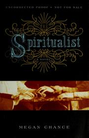 Cover of: The spiritualist: a novel