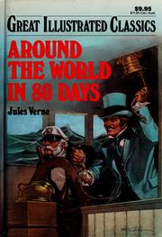 Znalezione obrazy dla zapytania: Jules Verne : Around the World in 80 Days
